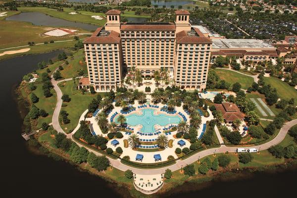 The Ritz Grande Lakes Orlando, Florida